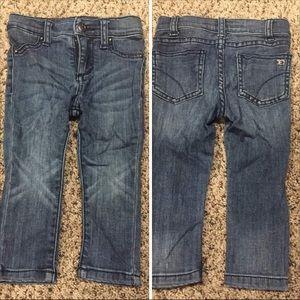 Girls Joes jeans 18 mo